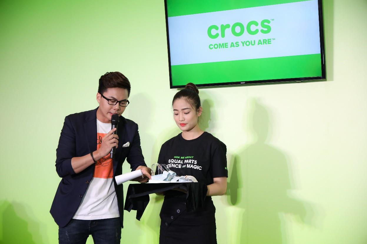 Nhung Gumiho và Ốc Thanh Vân tham gia sự kiện Crocs ra mắt 3 dòng sản phẩm mới, lý giải vì sao ai cũng nên sở hữu ít nhất 1 đôi đến từ thương hiệu này - Ảnh 11.