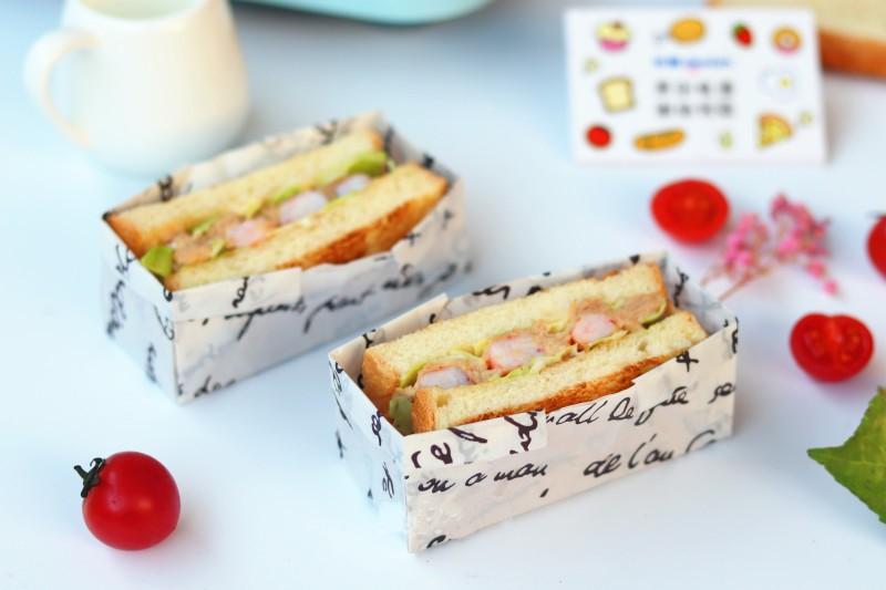 3 bước đơn giản làm bánh mì kẹp 2 kiểu, ăn sáng hay trưa đều ngon tuyệt! - Ảnh 1.