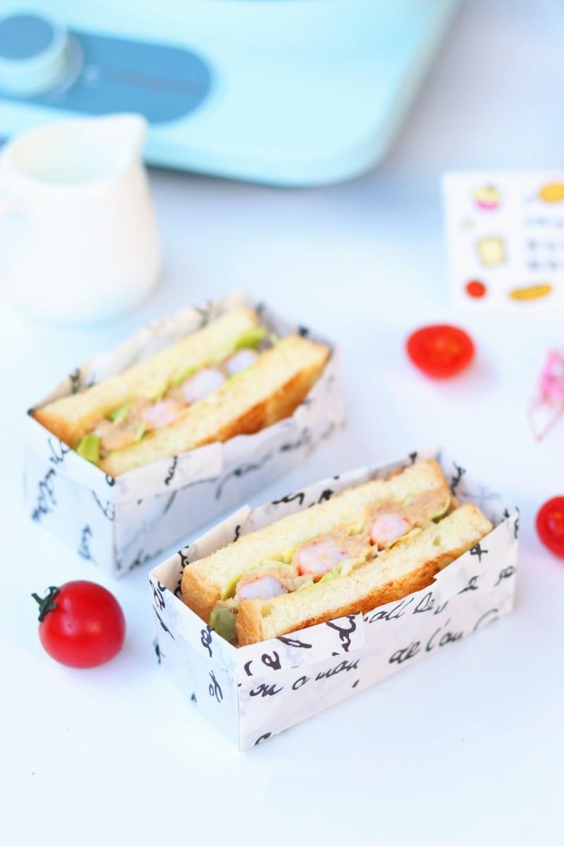3 bước đơn giản làm bánh mì kẹp 2 kiểu, ăn sáng hay trưa đều ngon tuyệt! - Ảnh 5.