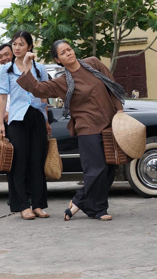 """""""Tiếng sét trong mưa"""": Thị Bình - Nhật Kim Anh nhí nhố khiến không ai nhận ra đây là """"nữ hoàng nước mắt""""  - Ảnh 3."""