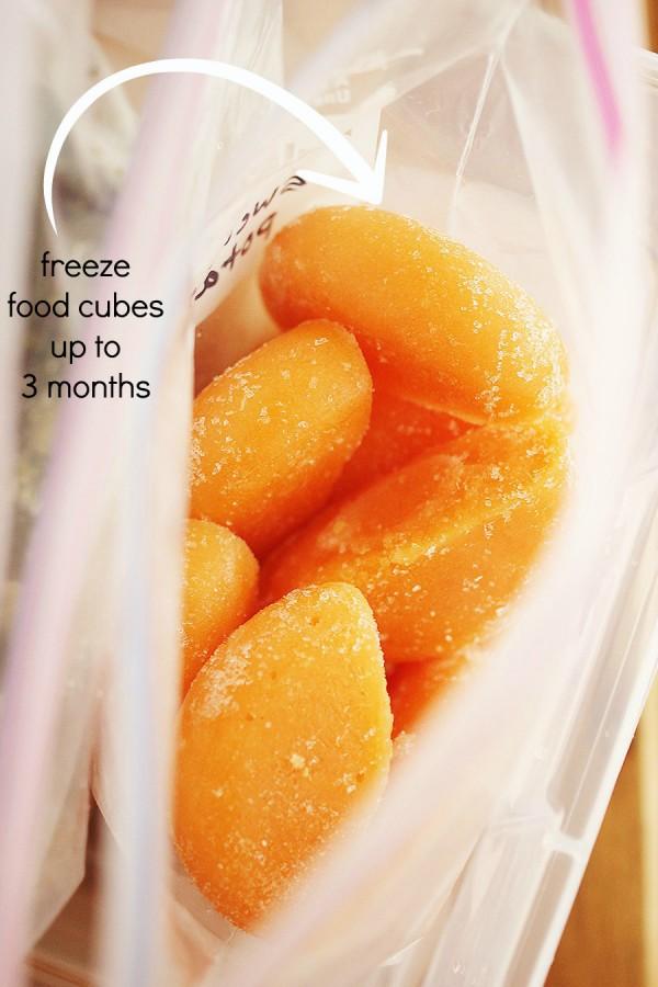 Cách trữ đông đồ ăn dặm đúng cách với 6 bước chi tiết các mẹ đừng nên bỏ qua - Ảnh 5.