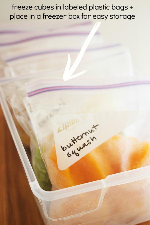 Cách trữ đông đồ ăn dặm đúng cách với 6 bước chi tiết các mẹ đừng nên bỏ qua - Ảnh 6.