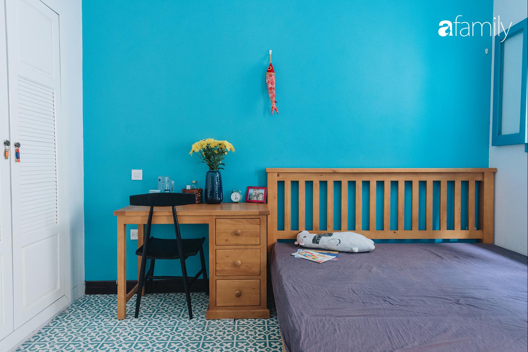 Ngôi nhà 48m² phong cách Địa Trung Hải tự tay làm… gần hết với tổng chi phí nội thất chỉ 70 triệu đồng của cặp vợ chồng 8x ở Hà Nội - Ảnh 13.