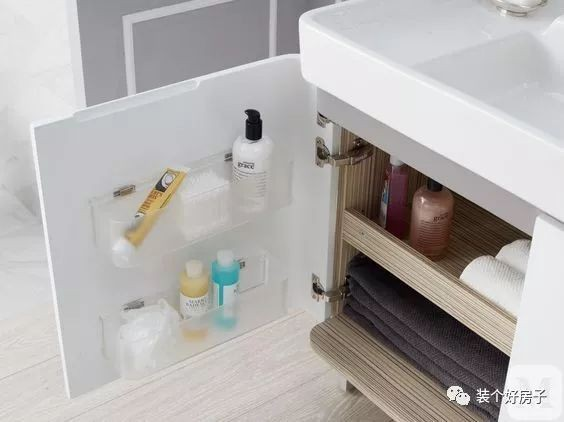 Lưu trữ đồ dùng trong phòng tắm: Chuyện nhỏ nhưng không phải ai cũng nắm rõ - Ảnh 5.