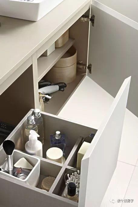 Lưu trữ đồ dùng trong phòng tắm: Chuyện nhỏ nhưng không phải ai cũng nắm rõ - Ảnh 6.
