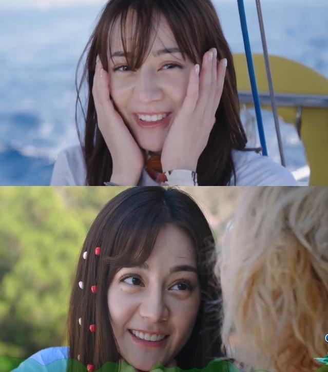 Mặt mộc của Angelababy: Xuống sắc nhưng vẫn đẹp hơn Dương Mịch, Địch Lệ Nhiệt Ba đã trang điểm kỹ lưỡng! - Ảnh 5.