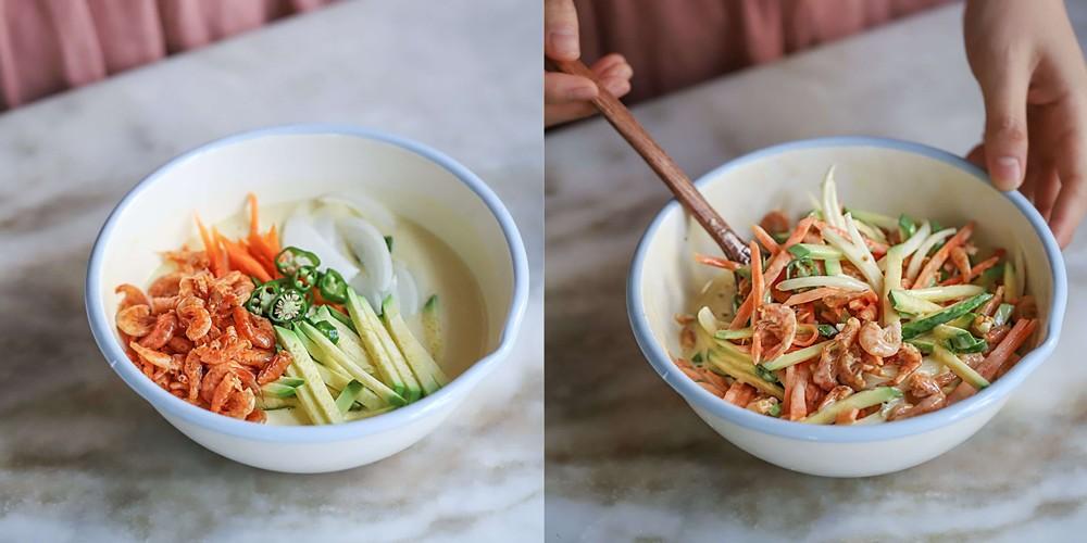 Học người Hàn cách làm bánh tôm dễ như ăn kẹo mà ngon lạ thử một lần là mê - Ảnh 4.