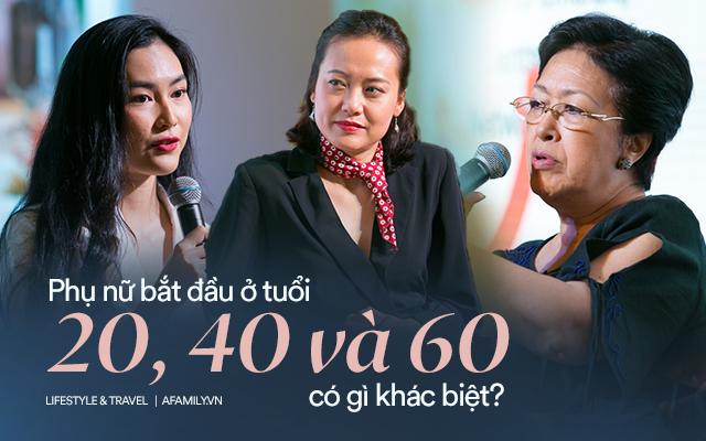 Cựu Đại sứ Việt Nam tại châu Âu - Tôn Nữ Thị Ninh: Đừng nói phụ nữ không thể bắt đầu ở tuổi 40, nếu hẹn nhau ở tuổi 50 có khi người ta còn ngán mình... - Ảnh 1.