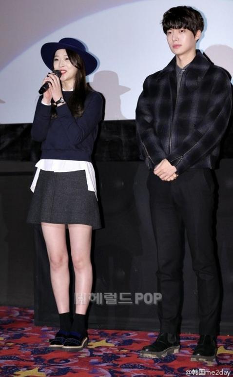 Cặp vợ chồng tai tiếng Goo Hye Sun - Ahn Jae Hyun cùng gửi lời chia buồn sau khi Sulli qua đời  - Ảnh 2.