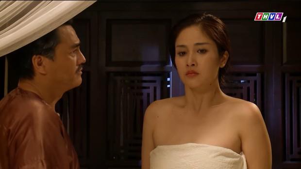 """Cảnh nóng 18+ ở """"Tiếng sét trong mưa"""": Bà chủ cưỡng bức người hầu, màn ân ái phát ra tiếng làm ai cũng đỏ mặt  - Ảnh 7."""