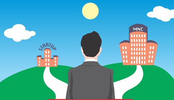 1001 những điều sinh viên cần biết về làm việc trong start-up và công ty lớn để chọn việc cho phù hợp - Ảnh 1.