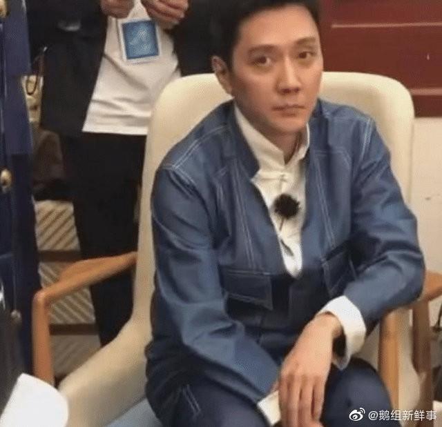 Phùng Thiệu Phong già nua xuống sắc sau 1 năm kết hôn với Triệu Lệ Dĩnh - Ảnh 2.