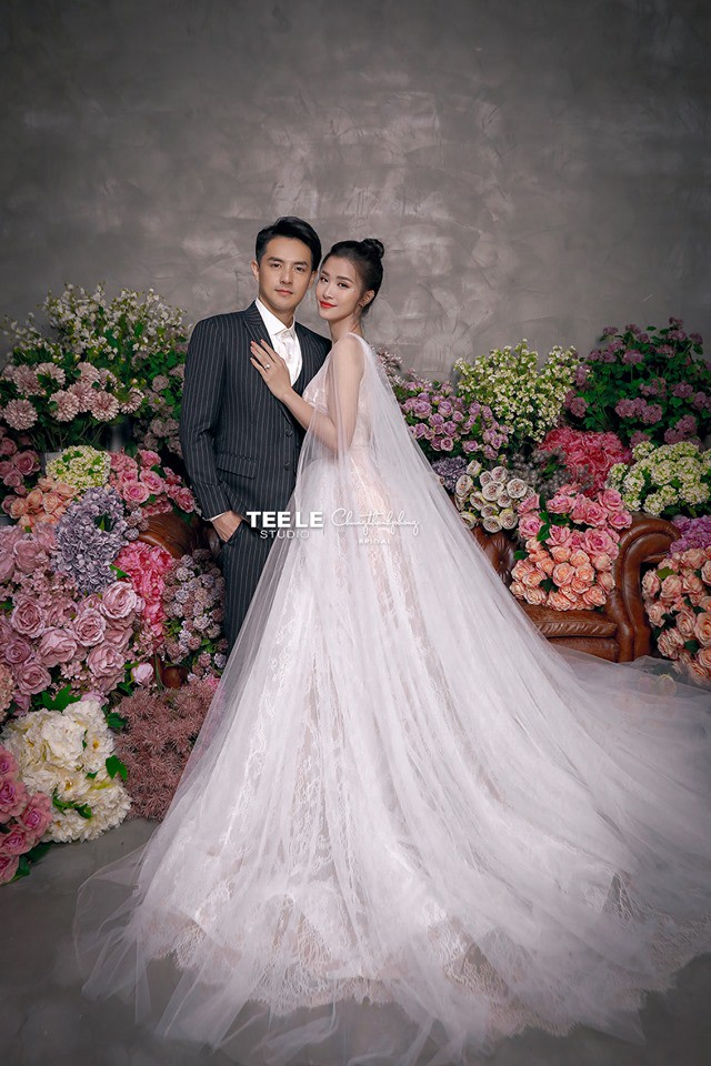 Váy cưới của Đông Nhi - Ảnh 5.
