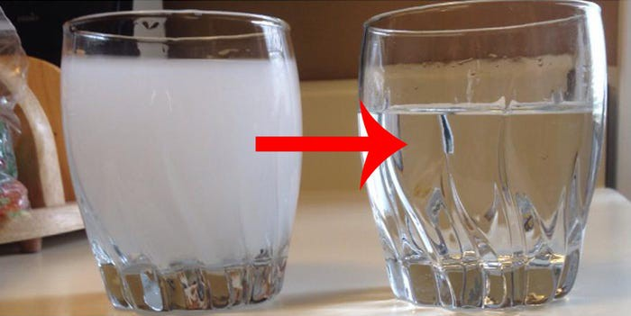 Từ vụ nước Hà Nội nhiễm bẩn: Hãy dùng cách này để tự kiểm tra xem nguồn nước nhà bạn có bị nhiễm độc hay không - Ảnh 1.