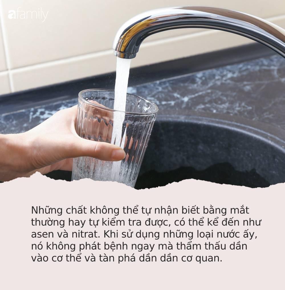 Từ vụ nước Hà Nội nhiễm bẩn: Hãy dùng cách này để tự kiểm tra xem nguồn nước nhà bạn có bị nhiễm độc hay không - Ảnh 4.