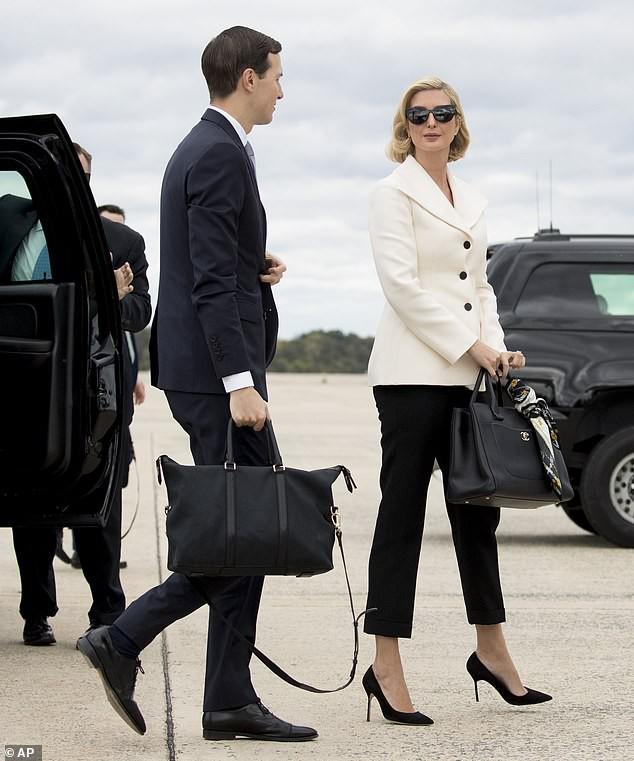 """Ivanka Trump được báo Anh ví von giống công nương Grace Kelly vì kiểu tóc nhưng lại bị dân tình chê là """"bản sao lỗi"""" - Ảnh 2."""