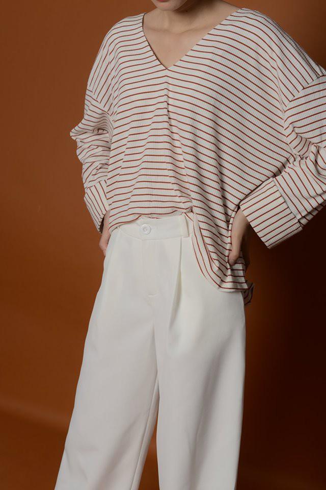 Áo len mỏng từ các thương hiệu Việt: 12 mẫu áo  - Ảnh 11.