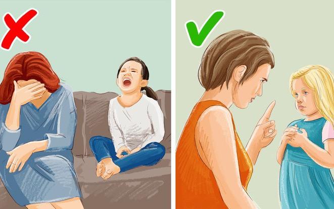 Con đột nhiên cứng đầu, khó bảo, bố mẹ tuyệt đối không đánh đòn mà áp dụng 10 phương pháp hiệu quả triệt để sau