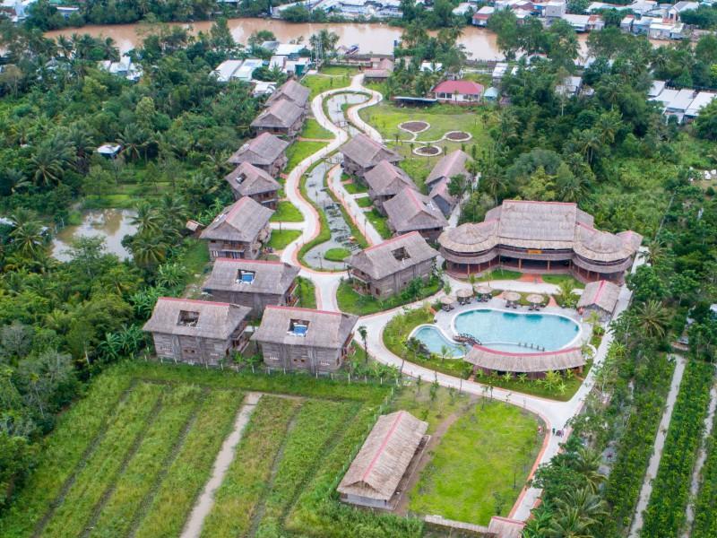 Can Tho Ecolodge khu nghỉ dưỡng cuối tuần lý tưởng ngay gần Sài Gòn - Ảnh 1.