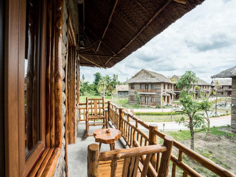 Can Tho Ecolodge khu nghỉ dưỡng cuối tuần lý tưởng ngay gần Sài Gòn - Ảnh 3.