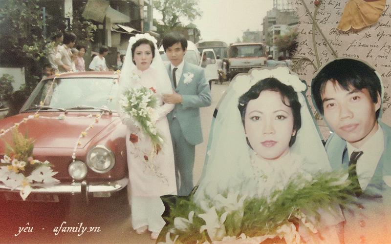 """""""Hot girl Sài Gòn"""" và đám cưới hoành tráng 30 năm trước: Màn """"cướp người yêu"""" ngoạn mục nhờ cái quỳ gối cùng lời dọa dẫm của chàng trai quá si tình"""
