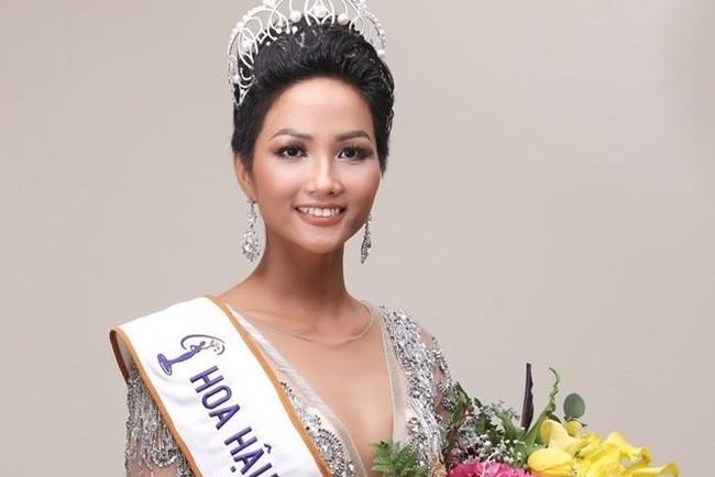 Bị đồn mang thai vì đột nhiên dừng việc đồng hành cùng Hoa hậu Hoàn vũ Việt Nam 2019, H'Hen Niê chính thức lên tiếng  - Ảnh 2.
