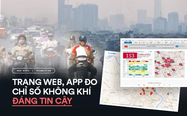 Ứng dụng cho chỉ số chất lượng không khí được nhiều người tin dùng AirVisual bất ngờ biến mất ở các kho ứng dụng trên điện thoại tại Việt Nam - Ảnh 2.