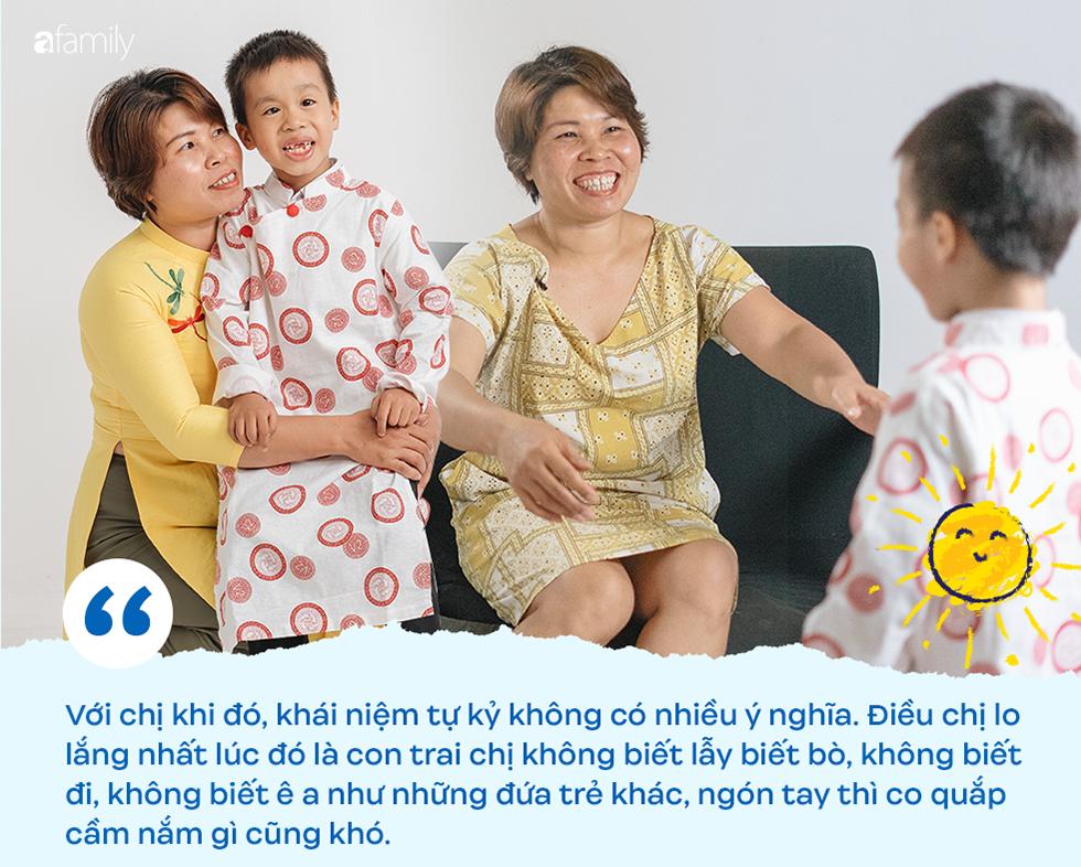 Hành trình của bốn người mẹ có con tự kỷ: Trong mắt mẹ, con luôn là một đứa trẻ đáng yêu, trong mắt con, mẹ luôn là người tuyệt vời nhất - Ảnh 22.