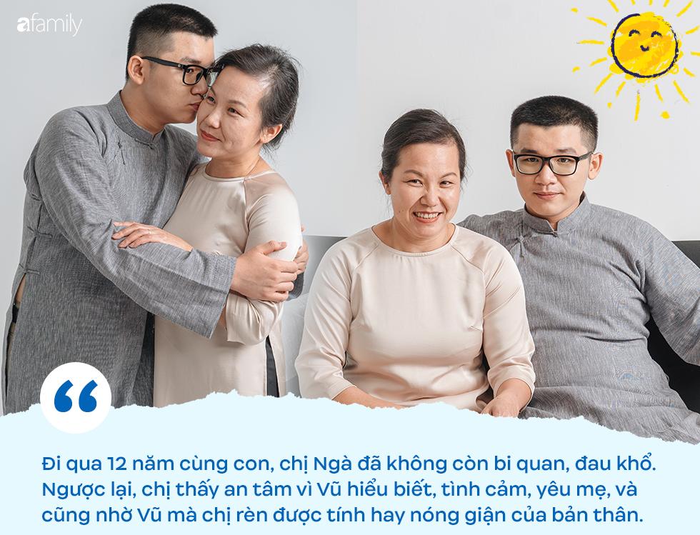 Hành trình của bốn người mẹ có con tự kỷ: Trong mắt mẹ, con luôn là một đứa trẻ đáng yêu, trong mắt con, mẹ luôn là người tuyệt vời nhất - Ảnh 6.