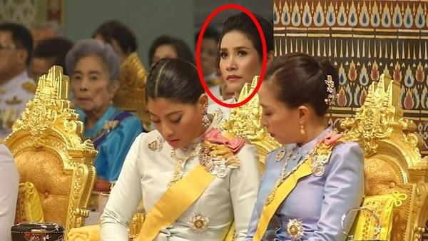 Nhìn lại 3 tháng ngắn ngủi tại vị của Hoàng quý phi Thái Lan mới thấy rõ những điều bất thường từ trước  - Ảnh 4.