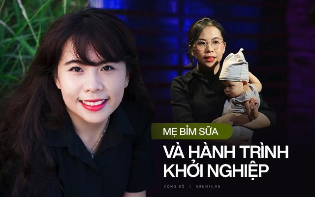 Mẹ bỉm mang con đến Shark Tank gọi vốn: Từ cô sinh viên phát tờ rơi đến bà chủ công ty có doanh thu 10,5 tỷ đồng - Ảnh 3.