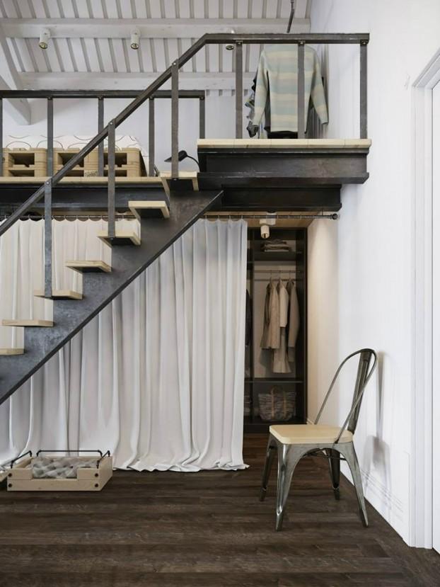 Sử dụng màu vàng táo bạo cho căn hộ chuẩn phong cách Scandinavia tạo bất ngờ lớn - Ảnh 10.