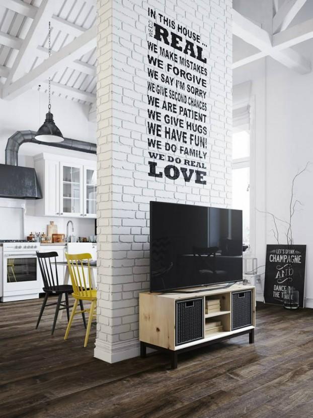 Sử dụng màu vàng táo bạo cho căn hộ chuẩn phong cách Scandinavia tạo bất ngờ lớn - Ảnh 13.