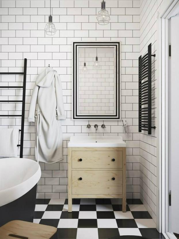 Sử dụng màu vàng táo bạo cho căn hộ chuẩn phong cách Scandinavia tạo bất ngờ lớn - Ảnh 17.