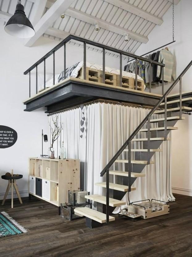 Sử dụng màu vàng táo bạo cho căn hộ chuẩn phong cách Scandinavia tạo bất ngờ lớn - Ảnh 8.