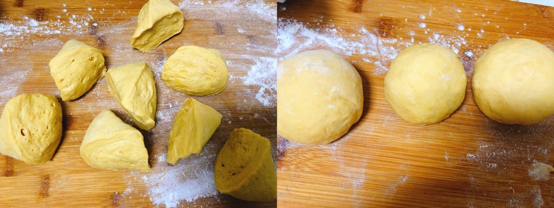 Bánh bí đỏ mềm ngọt dễ làm chẳng cần lò nướng - Ảnh 2.