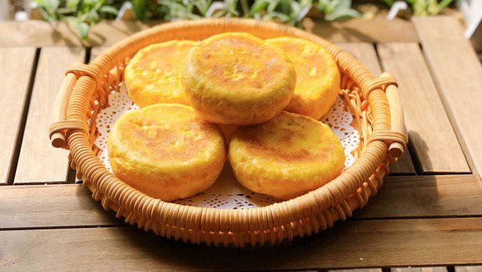 Bánh bí đỏ mềm ngọt dễ làm chẳng cần lò nướng - Ảnh 5.