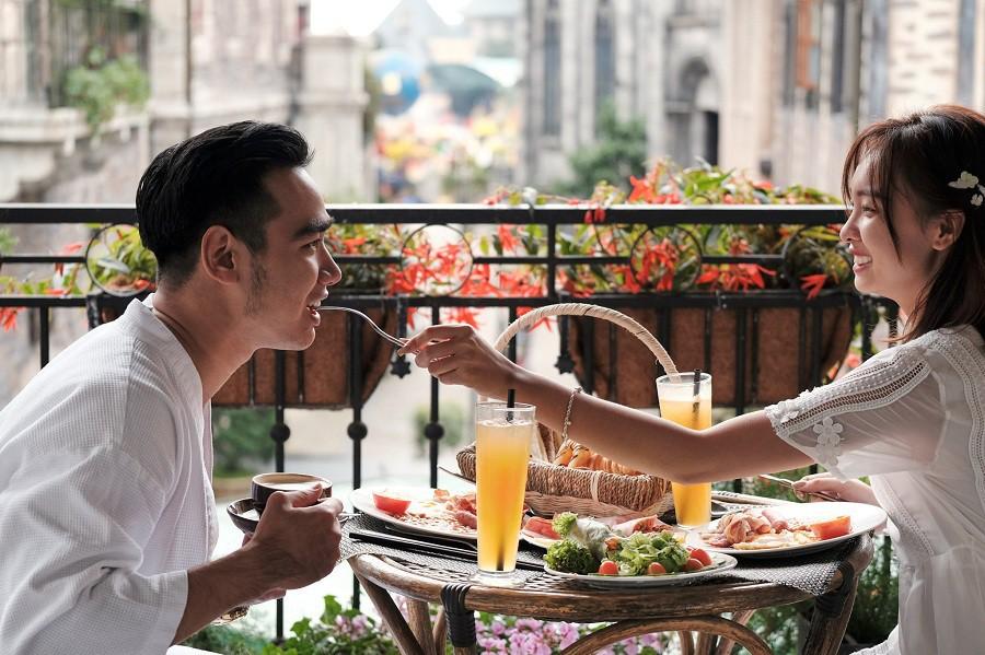 """Cận cảnh """"Khách sạn sang trọng hàng đầu châu Á cho kỳ nghỉ trăng mật"""" - Ảnh 3."""