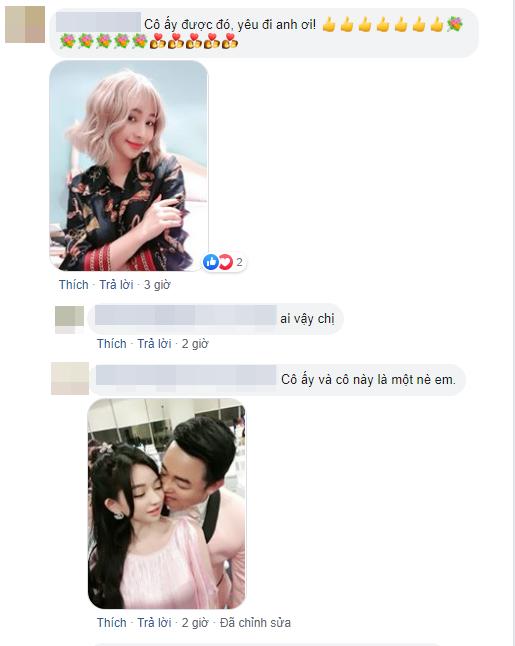 Sau bức ảnh hôn má vợ cũ Hồ Quang Hiếu, Quang Lê úp mở chuyện hẹn hò bằng hành động thân mật này - Ảnh 2.