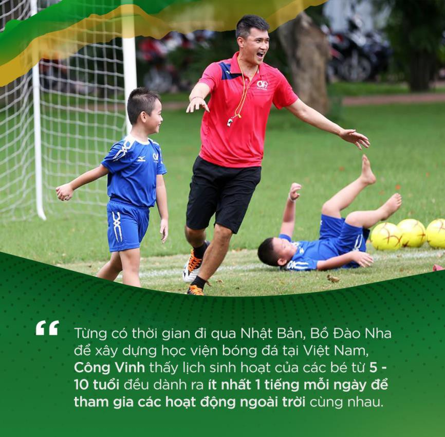 Công Vinh, Thanh Thảo cùng các chuyên gia chia sẻ cách dạy con phát triển toàn diện thông qua chơi thể thao - Ảnh 2.