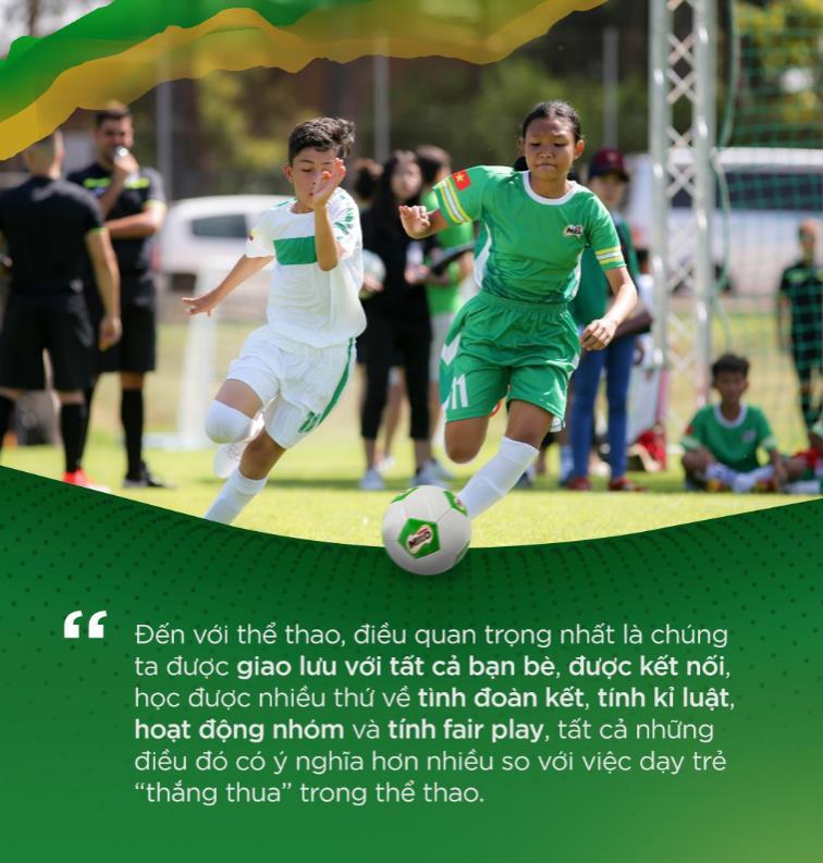 Công Vinh, Thanh Thảo cùng các chuyên gia chia sẻ cách dạy con phát triển toàn diện thông qua chơi thể thao - Ảnh 7.