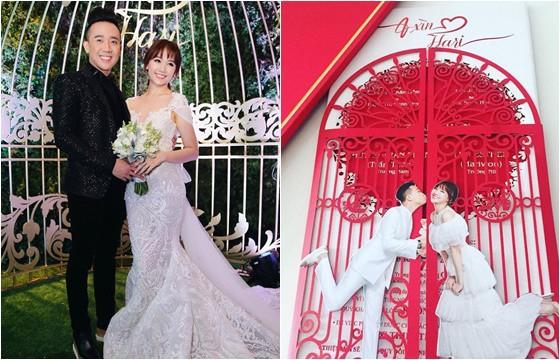 Quy định trang phục trong lễ cưới của sao Việt: Nghiêm ngặt chỉ để tránh những tình huống phát sinh - Ảnh 8.