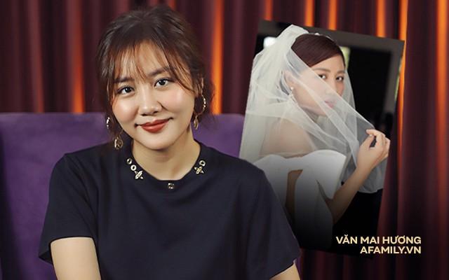 """Văn Mai Hương: Yêu người mới 6 tháng, anh đẹp trai thư sinh khiến tôi nghi ngờ là """"trai cong"""" - Ảnh 1."""