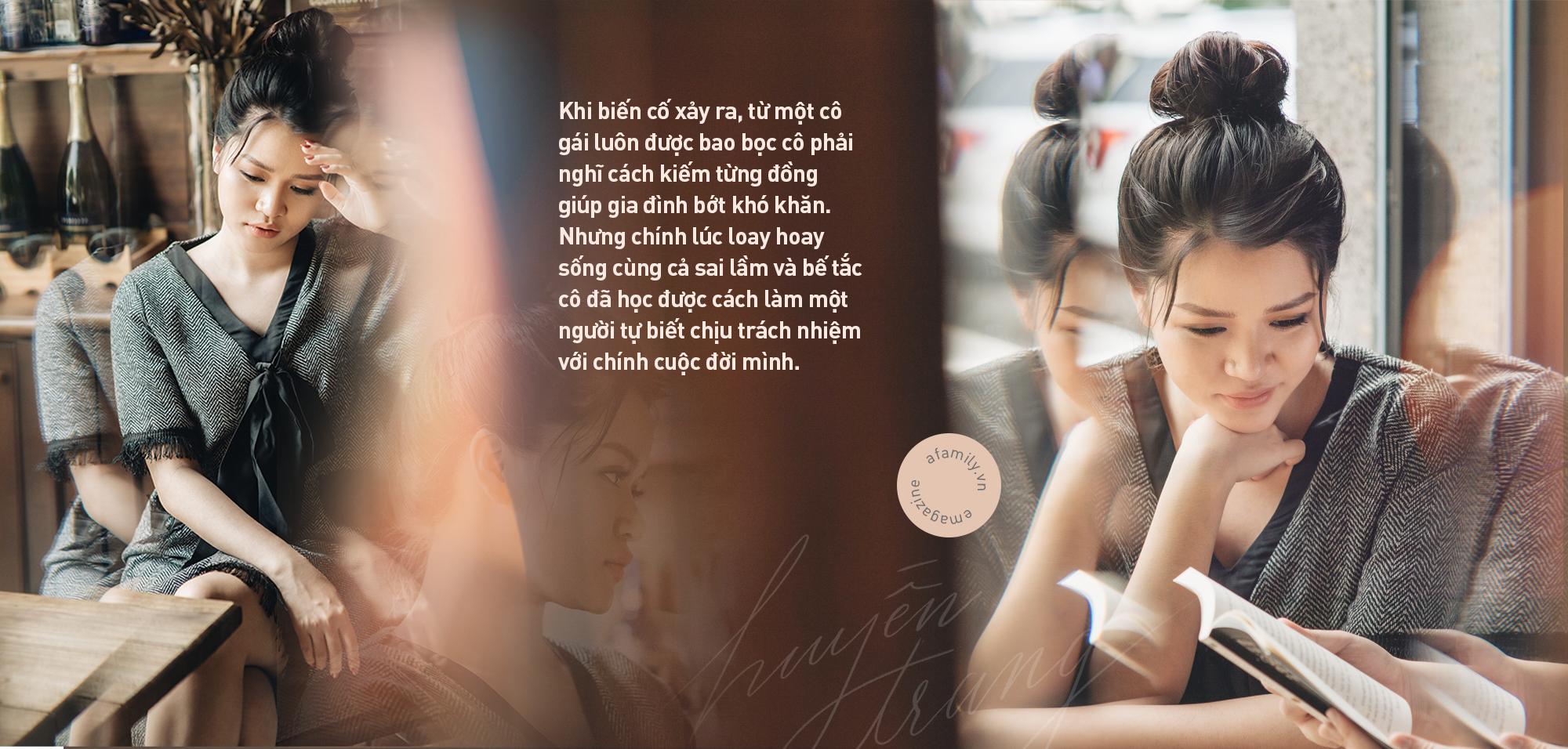"""Huyền Trang Bất Hối: Hành trình từ cô gái trẻ ngông cuồng đến nữ tác giả """"vạn người mê""""  - Ảnh 8."""