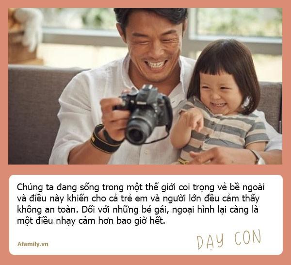 Muốn con gái một đời bình an, tất cả các ông bố hãy dạy con 10 bài học đắt giá hơn vàng này - Ảnh 1.