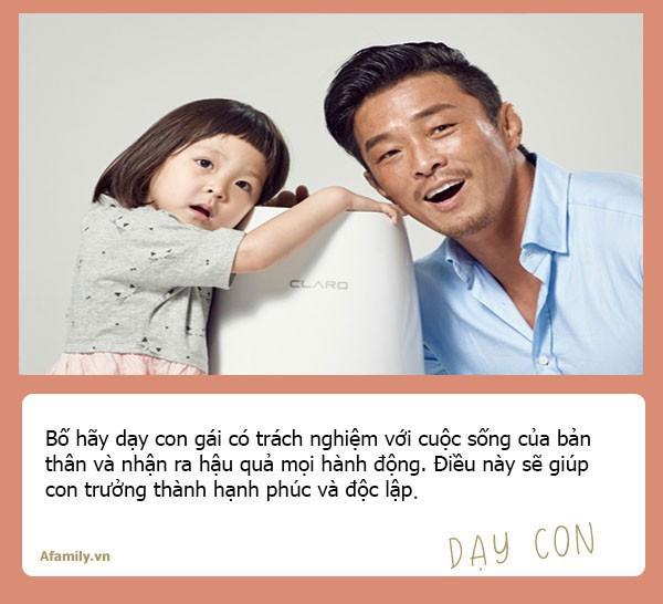 Muốn con gái một đời bình an, tất cả các ông bố hãy dạy con 10 bài học đắt giá hơn vàng này - Ảnh 5.