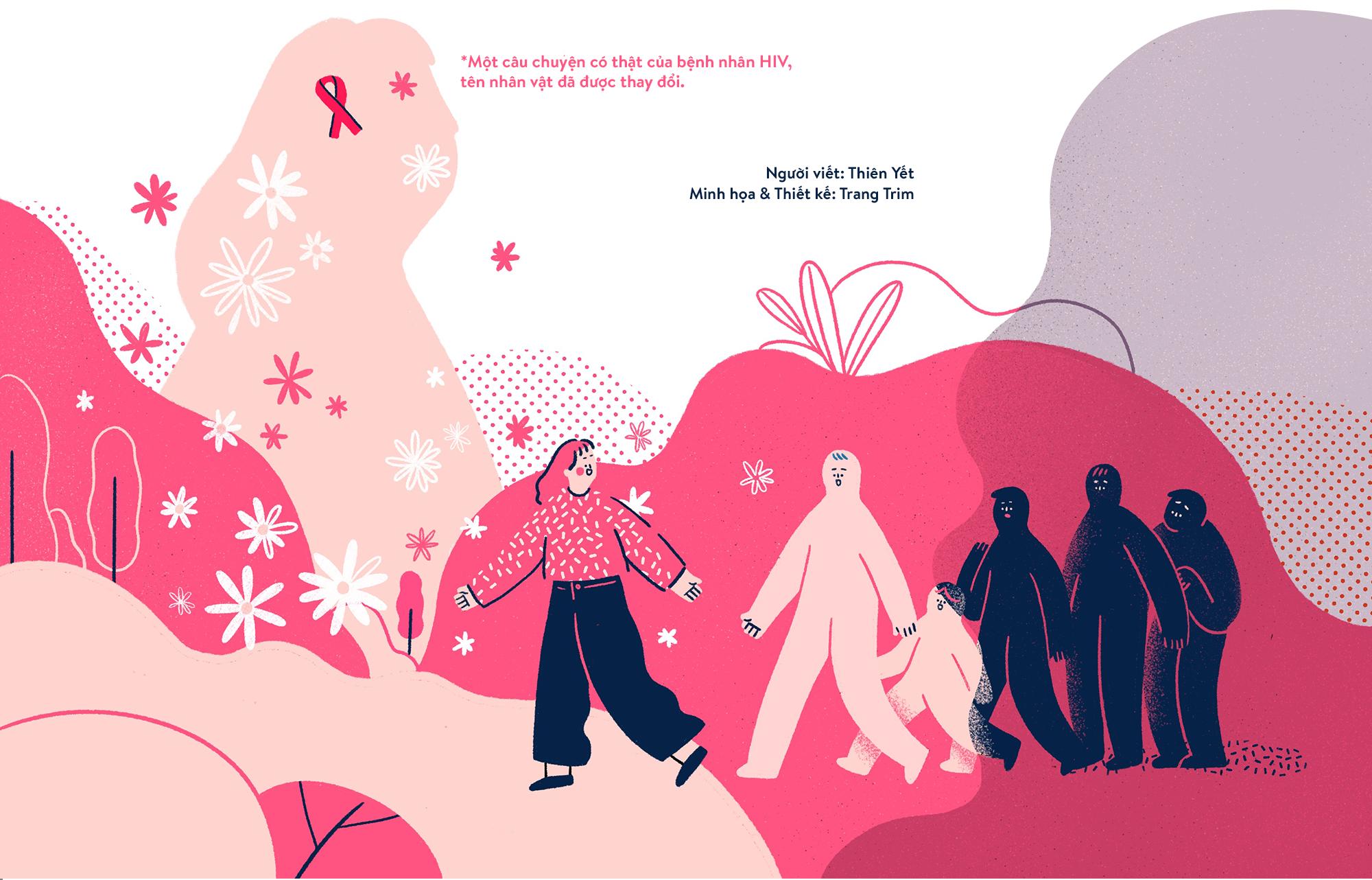 Từ vực thẳm tuyệt vọng đến cuộc hồi sinh ngoạn mục và cuộc tình đẹp như mơ với chồng trẻ kém 10 tuổi của người phụ nữ 12 năm chung sống với HIV - Ảnh 15.