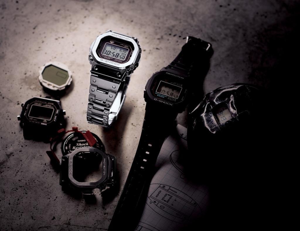 Khi nào cần thay vỏ đồng hồ G-Shock và giá cả thế nào? - Ảnh 1.