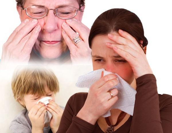 Bệnh viêm mũi dị ứng có lây không và cách đề phòng viêm mũi dị ứng khi thời tiết thay đổi cha mẹ nào cũng phải nhớ - Ảnh 1.
