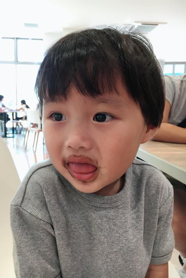 Quỳnh Trần dạy con trai tự lập như thế nào - Ảnh 3.